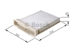 Pollen / Cabin Filter  - Bosch - 05-13