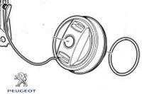 Fuel Cap - Locking
