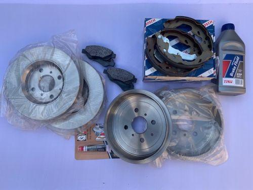 *Brake Repair Kit - FULL KIT - Standard