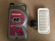 Air & Oil Change Kit 1.0 05-14
