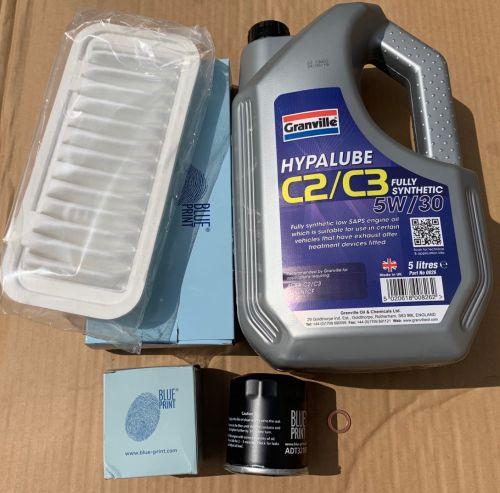 Air & Oil Change Kit 1.4 HDI