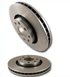 Brake Disc Pair - 2014 On