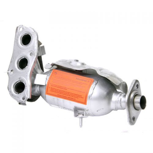Catalytic Converter - 2005-2013 Euro 4