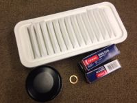 Engine Service Kit - NO OIL - High Grade