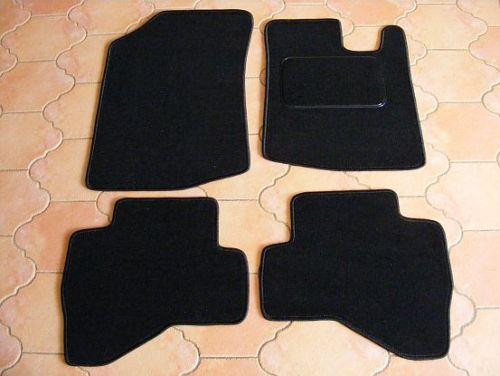 Mat Set (Floor Mats) 2005-2012