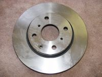 Brake Disc Pair - Bosch Brand