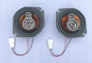 * Dash Speaker Upgrade Kit - Front - High Grade