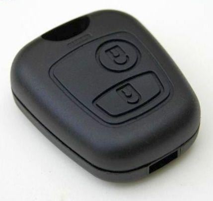 Keyfob Case - 2 Button - C1, 107, Aygo