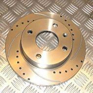 Brake Disc Pair - Performance