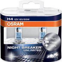 Headlight Upgrade Bulbs - Nightbreaker