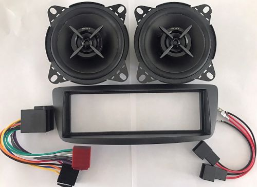 Dash Speaker Upgrade Full Kit - High Grade